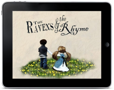 Ravens & Rhyme on iPad